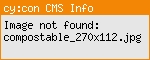Bolsas de basura Handy Bag 100% compostable